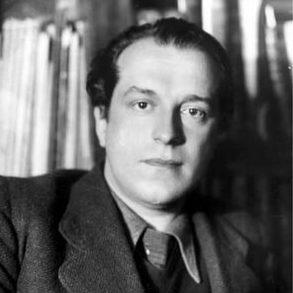 Young Rafael Alberti